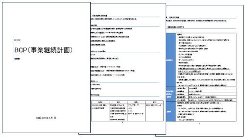 BCP文書image